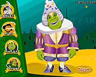 Shrek and Fiona Wedding Day shrek j�t�kok ingyen