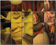 Swing and Set Shrek Forever After online játék